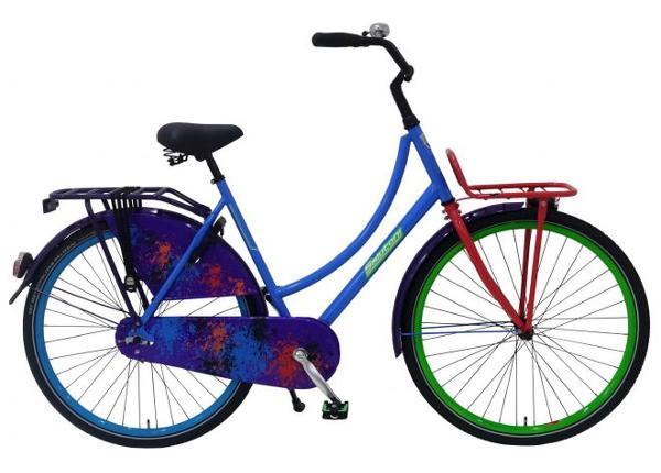 Linnajalgratas naistele SALUTONI Hurrachi 28 tolli 50 cm TC-155996