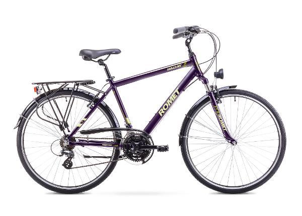 Мужской городской велосипед 23 XL WAGANT 1 LIMITED черно-зеленый