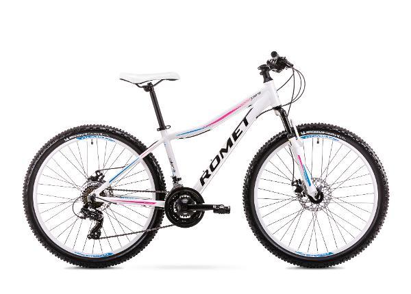 Naiste mägijalgratas 15 S Rower ROMET JOLENE 6.2 valge