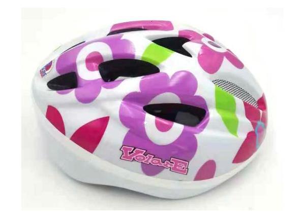 Детский шлем для девочек Deluxe Volare