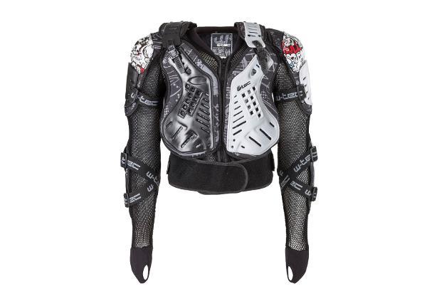 Lumelaua ja motokrossi keha kaitse W-TEC