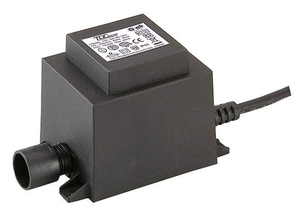 Adapter 60 W, 12 V aiavalgustitele