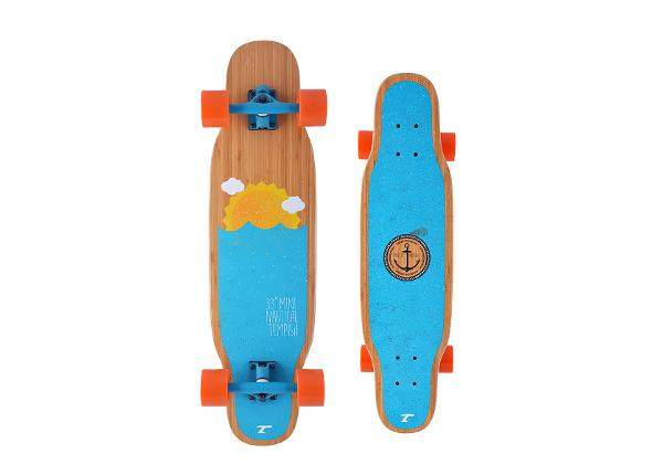 Mini longboard Nautical Tempish