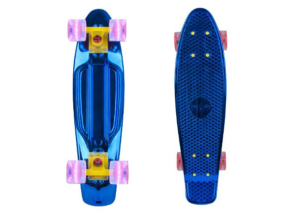 "Penny Board WORKER Mirra 300 22"" helendavate ratastega"