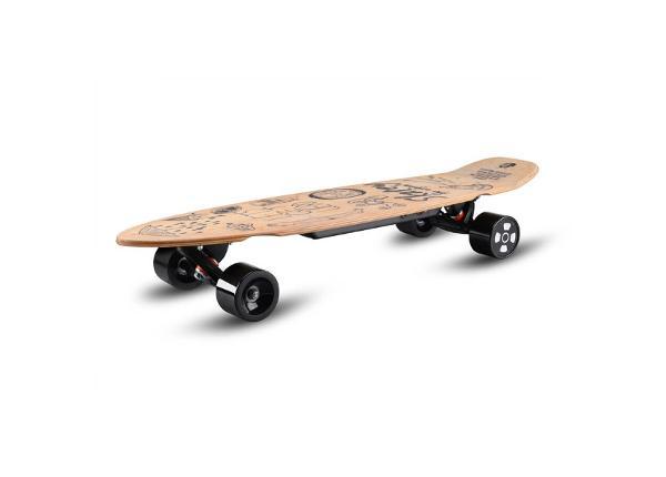 Elektriline longboard Skatey 350L Wood Art TC-156473