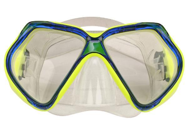 Силиконовая маска для плавания Waimea