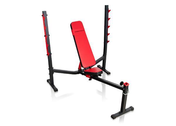 Multifunktsionnalne treeningpink kaldega ja kangihoidjatega Marbo Sport