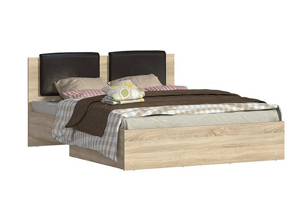 Pesukastiga voodi Vesta 160x200 cm