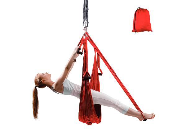 Võimlemiskiik Yoga Hammock inSportline Hemmok
