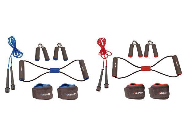 Фитнес тренировочный комплект из 6 частей Avento