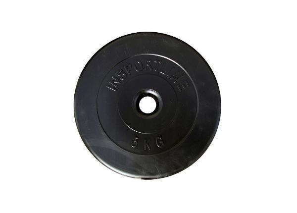 Levypaino 5 kg inSPORTline