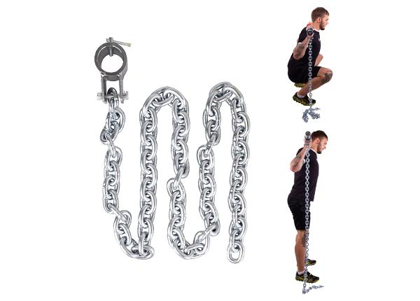 Painoketju treeneihin Chainbos 15 kg inSPORTline