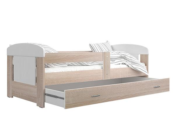 Детская кровать 80x180 cm + матрас TF-158988