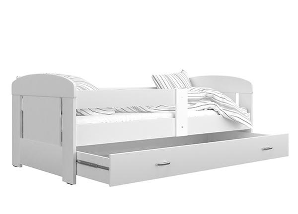 Детская кровать 80x180 cm + матрас TF-158990
