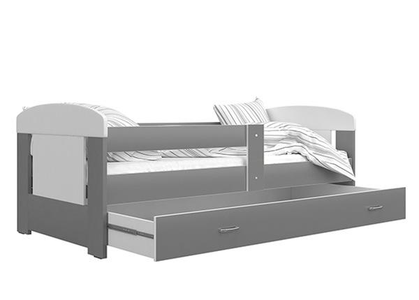Детская кровать 80x180 cm + матрас TF-158993
