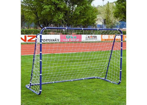 Jalgpallivärvav 240x100x160cm SPARTAN