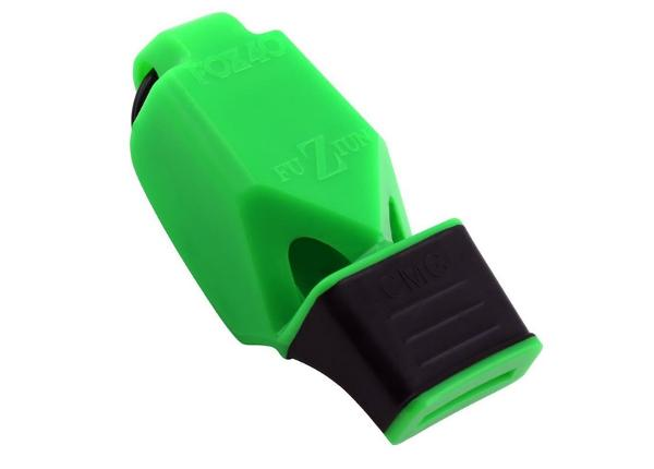 Tuomarin pilli Fox 40 Fuziun CMG vihreä