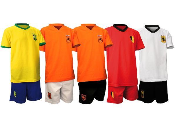 Laste jalgpalliriiete komplekt- Riigid