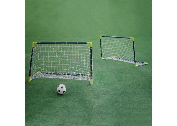 Jalgpalli väravate komplekt mini set Spartan