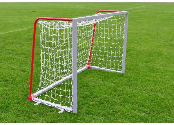 Мини футбольные ворота из алюминия 140x200 см