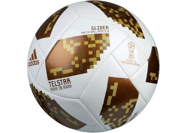 Jalkapallo Telstar World Cup 2018 Glider Adidas