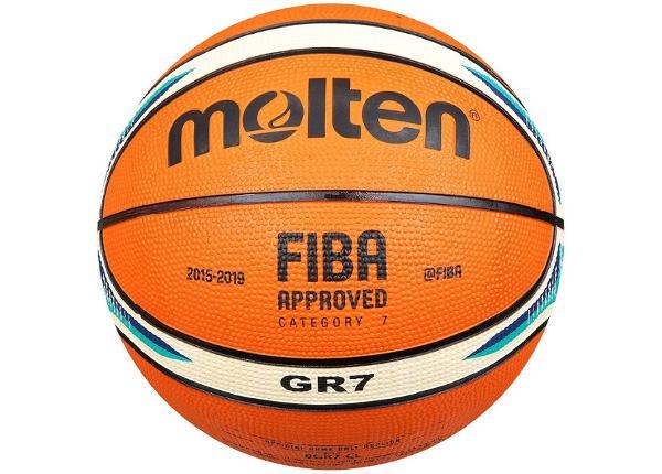 Баскетбольный мяч Molten B7-GR