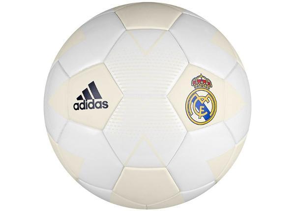 Футбольный мяч Real Madrid FBL Adidas