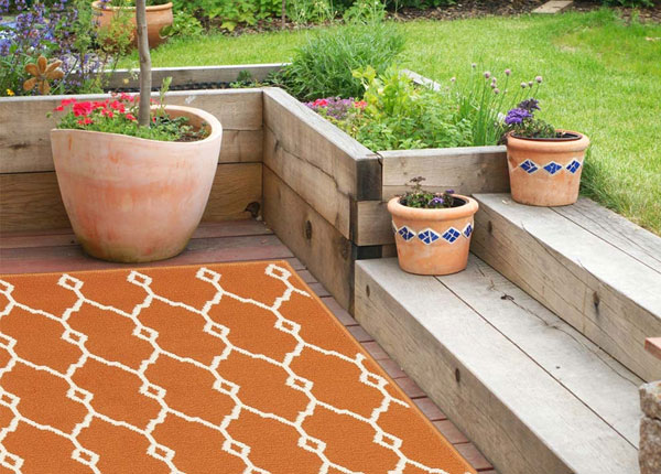 Vaip Trellis Orange 133x190 cm A5-160033