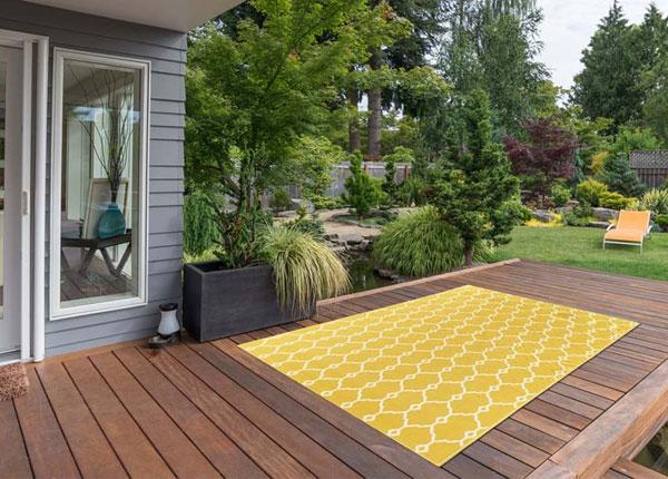 Vaip Trellis Yellow 160x230 cm