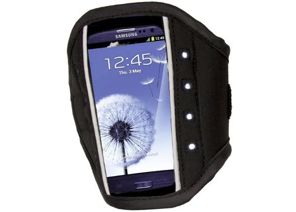Spordi käepael telefonile LED Samsung Rucanor