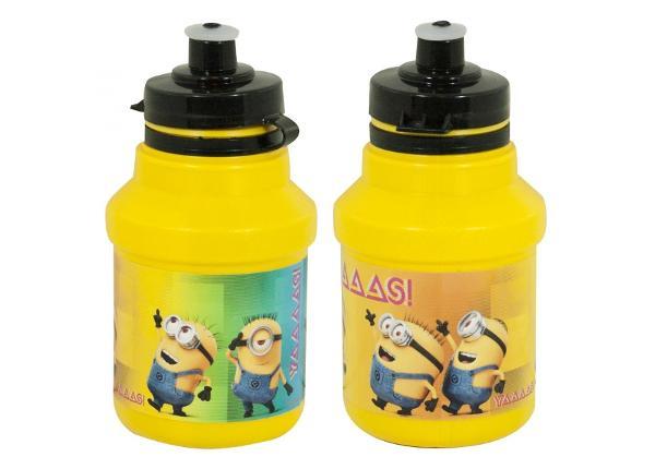 Joogipudel koos hoidjaga Minions Bidon 350ml TC-160276