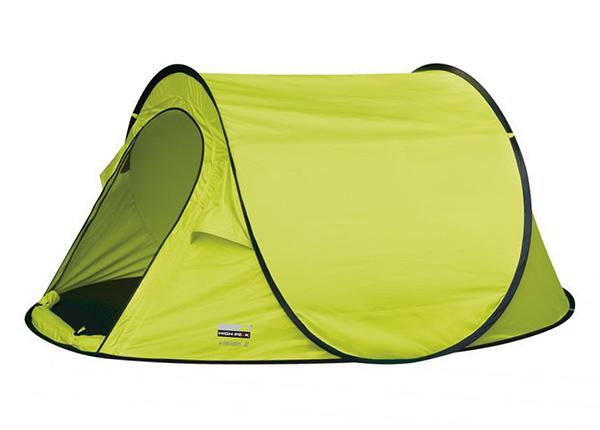 PopUp teltta High Peak Vision 2, vihreä
