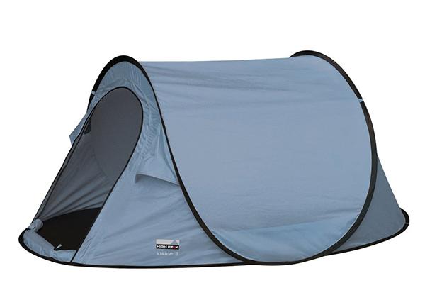 PopUp teltta High Peak Vision 3, sininen
