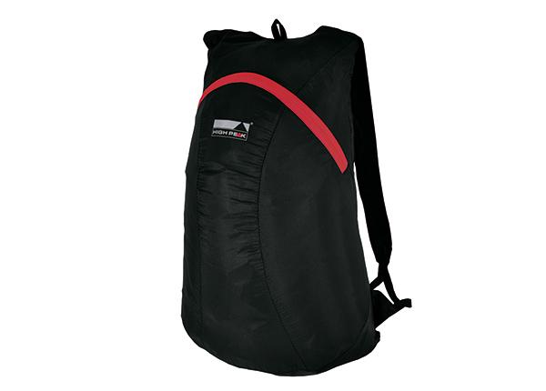 Selkäreppu High Peak Micra Daypack 12 L, mustaa HU-160365