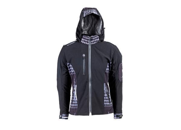 Женская мотоциклетная куртка softshell W-TEC