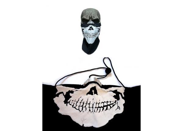 Mask mootorratturile MTHDR Skull