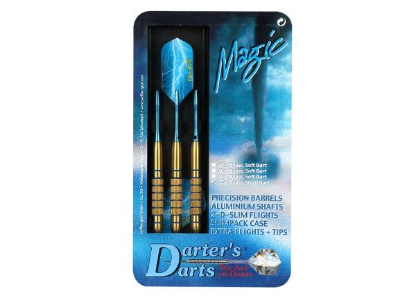 Tikanheitto nuolet Magic Steel 22g