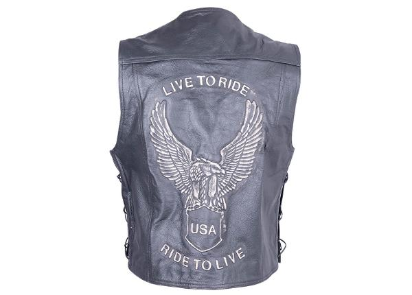 Mootorratta vest Sodager Live to Ride