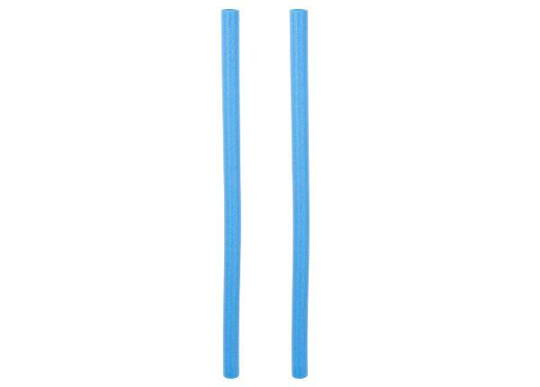Чехол для батутного столба 1м синий
