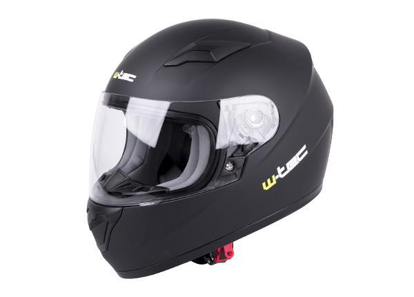 Mootorrattakiiver lastele Helmet W-TEC
