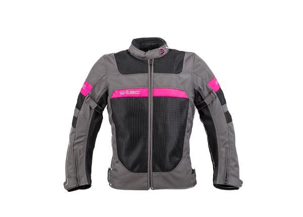 Женская мотоциклетная куртка летняя W-TEC Monaca