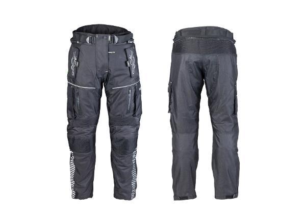 Mootorratta püksid naistele Mikusa W-TEC
