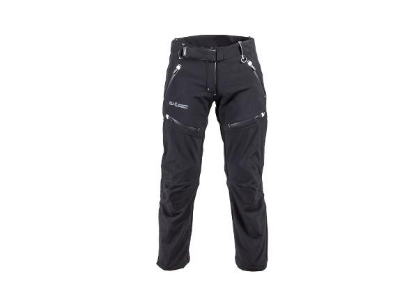 Женские мотоциклетные штаны softshell W-TEC