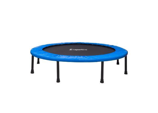 Kasattava trampoliini lapsille 122 cm inSPORTline