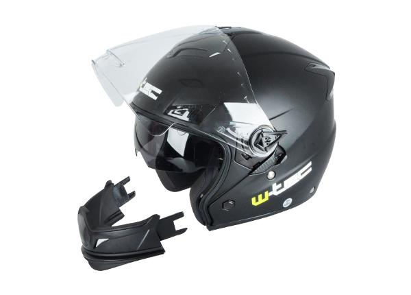 Moottoripyörä kypäräNK-850 W-TEC