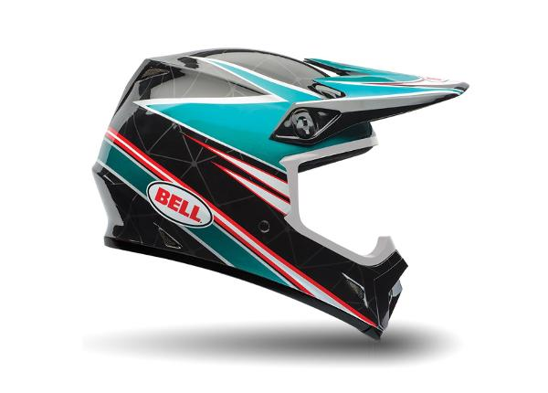 Motocross kypärä BELL MX-9 Airtrix Paradise