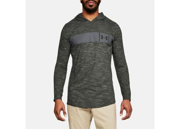 Miesten huppari Under Armour Sportstyle Core Hoodie M 1306490-357