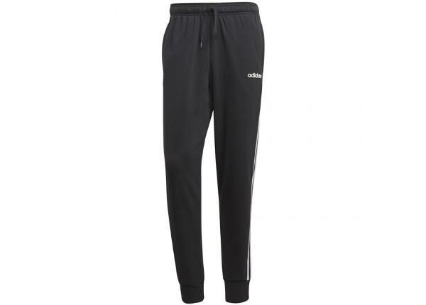 Meeste dressipüksid Adidas Essentials 3 Stripes Tapered Pant FT Cuffed M