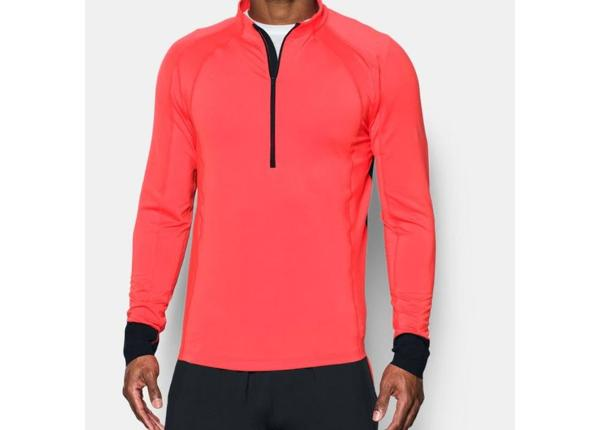 Miesten treenipaita Under Armour CG Reactor Run Half Zip M 1304578-008