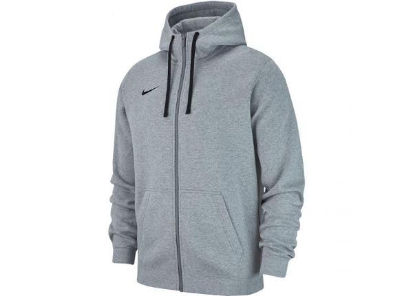 Мужская толстовка Nike Hoodie FZ FLC TM Club 19 M